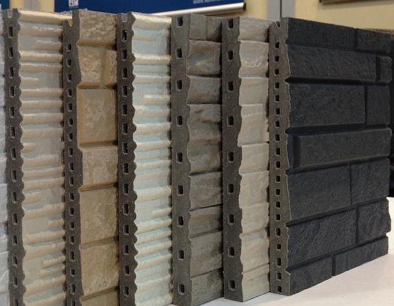Фиброцементные панели для отделки