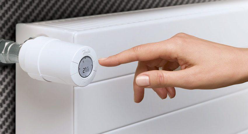 Терморегулятор поддерживает оптимальный микроклимат