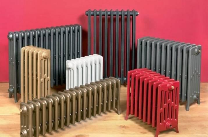 Разнообразие дизайнов отопительного оборудования