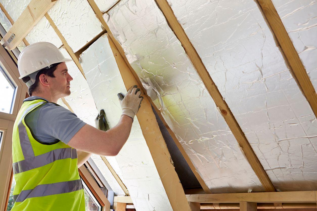 Утепление крыши – процесс ответственный
